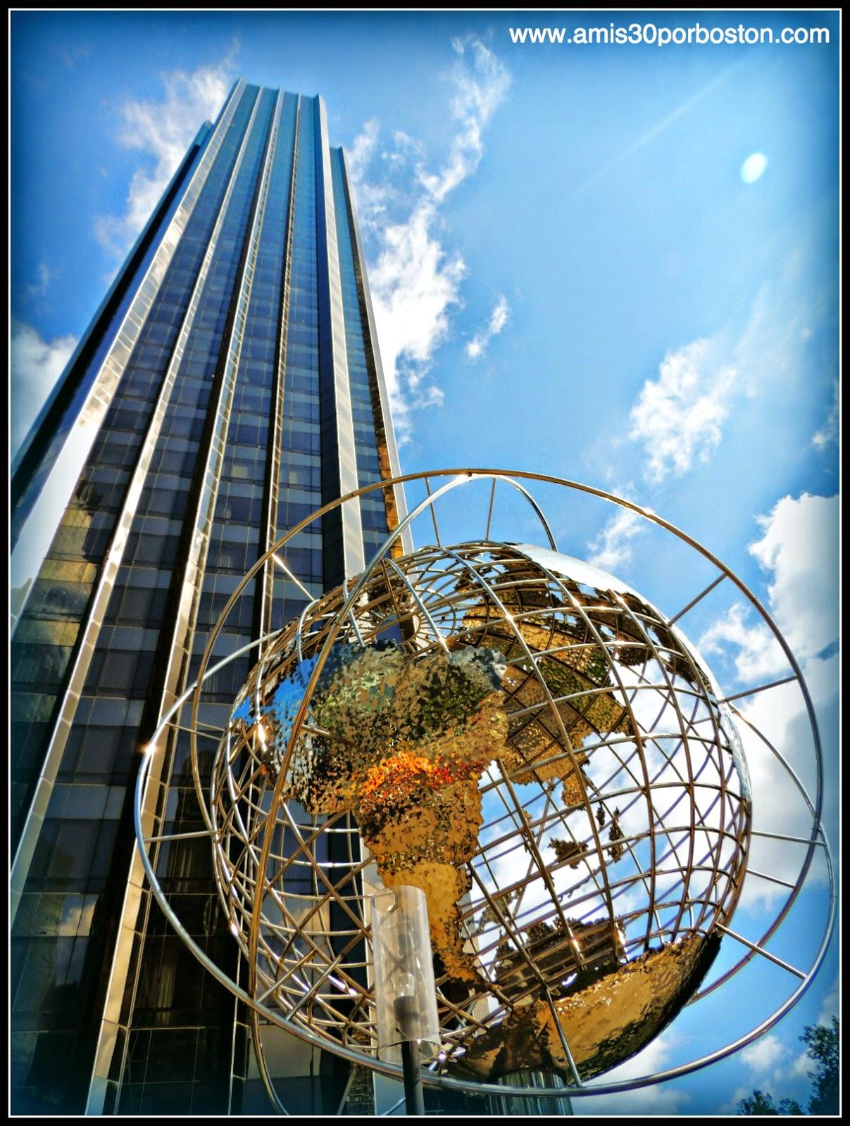 Segunda Visita a Nueva York: Columbus Circle