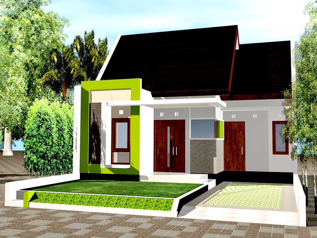 desain rumah minimalis type 36 dan interior paling bagus