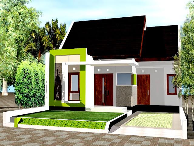 2 Desain Rumah Minimalis Type 36