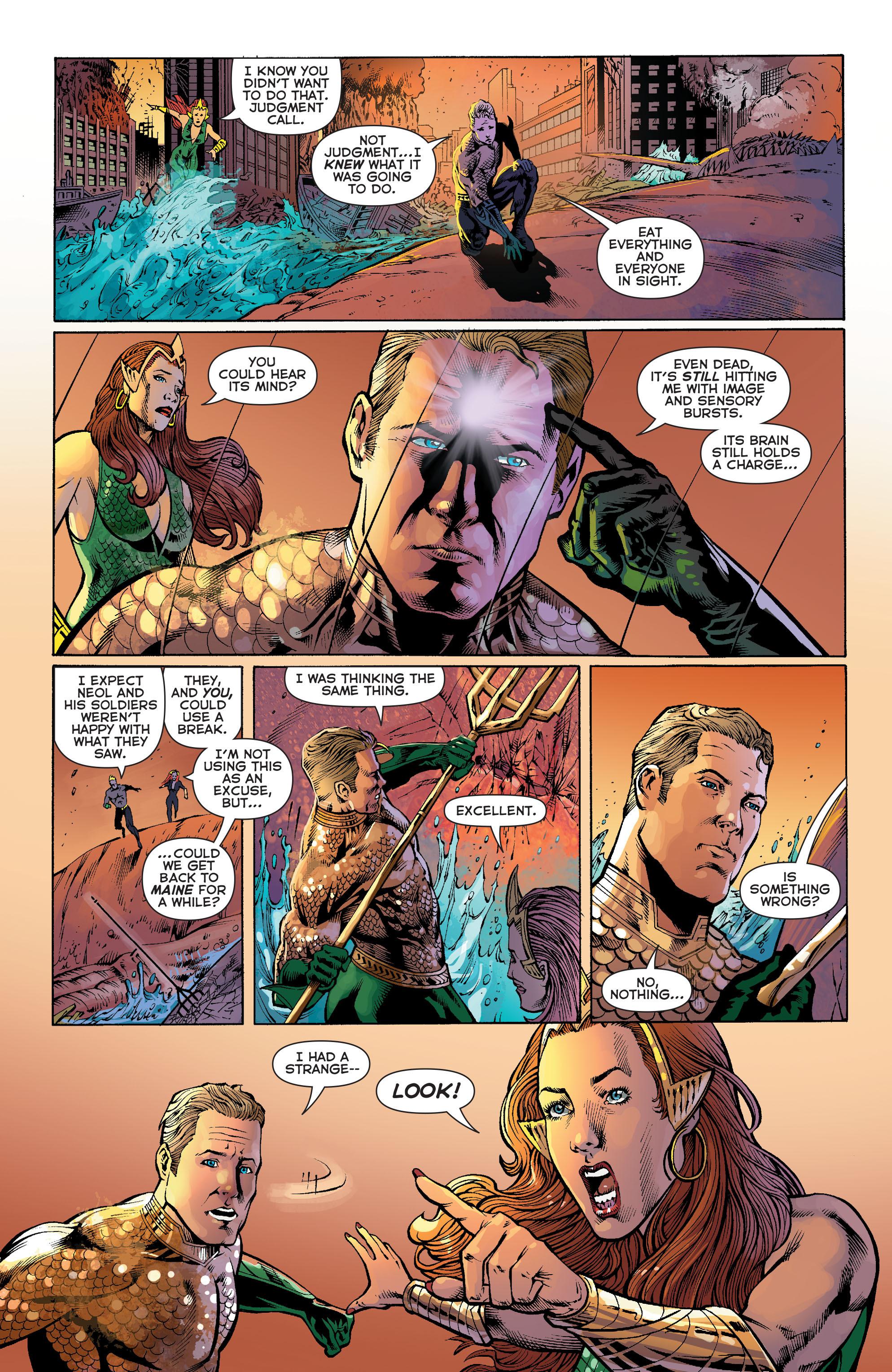 Read online Aquaman (2011) comic -  Issue #27 - 18