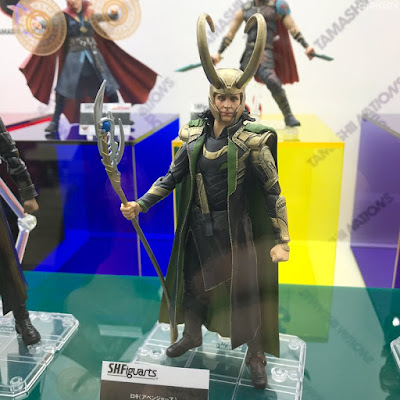 Novedades S.H.Figuarts Avengers de Tamashii Nations presentadas en el Tokyo Comic Con