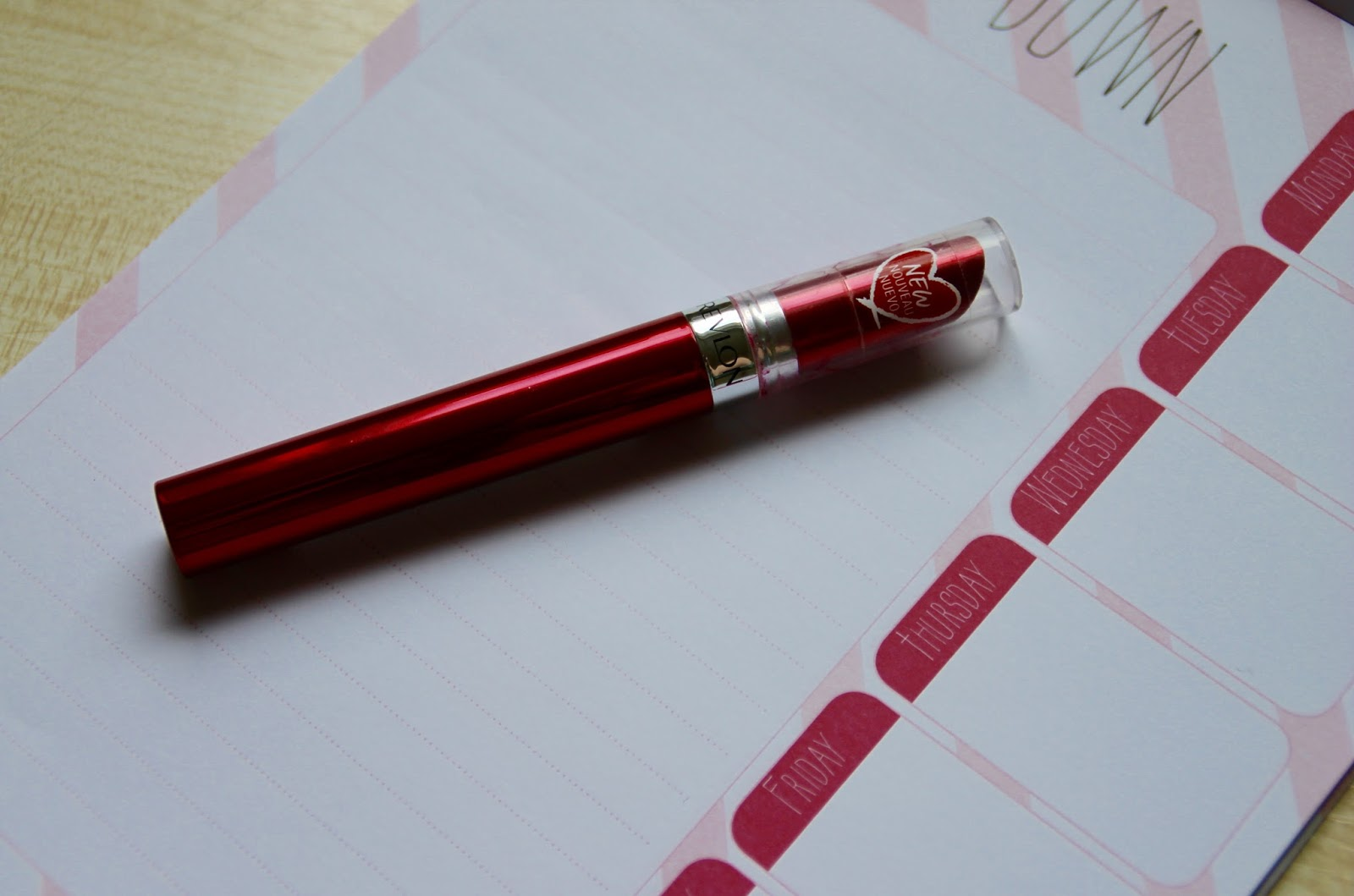 Reviewrevlon Ultra Hd Gel Lipcolor - Rhubarb   Swatches -5482