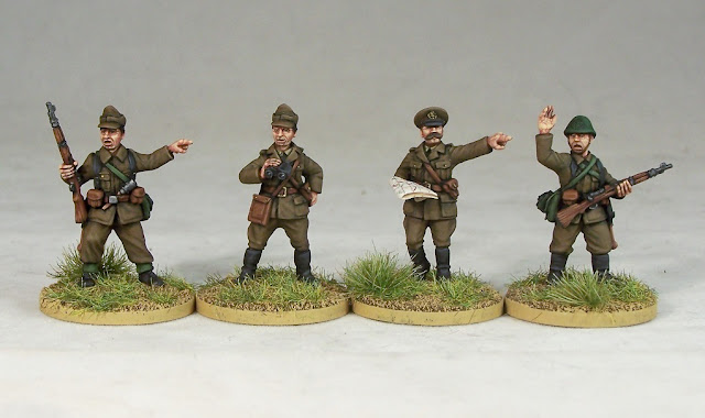 Tsuba Miniatures: New World War Two Romanian Infantry Previewed