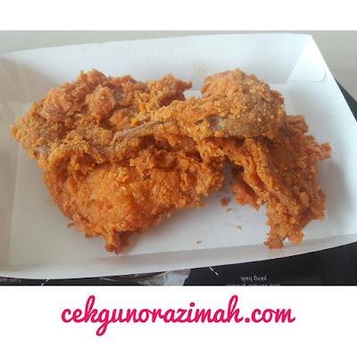 ayam goreng mcd, ayam goreng spicy, ayam goreng rangup, ayam goreng