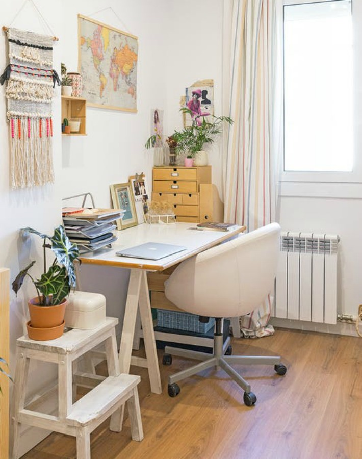 La casa de una blogger en el corazón de Barcelona