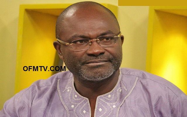 Ken Agyapong warns Police; accuses them of spreading falsehood