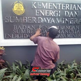 Huruf Timbul Murah Bandung