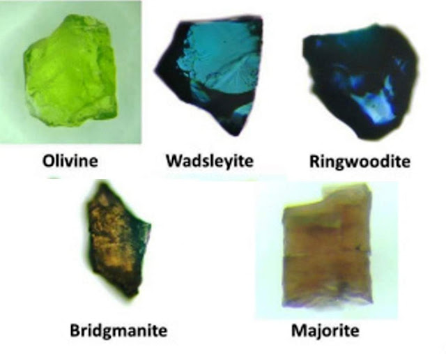 Mantle Minerals Offer Clues to Deep Earth's Composition