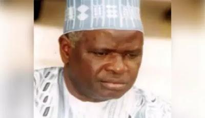 Umaru Shinkafi is dead.