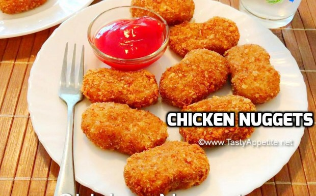 chicken nuggets recipe