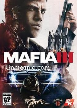 Mafia III Game (Repack) Cover