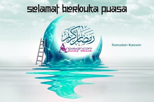 Kata-Kata Ucapan Selamat Berbuka Puasa Ramadhan 2017