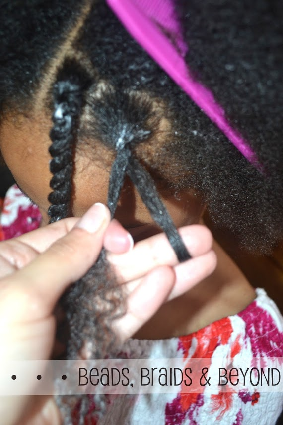 Groovy Beads Braids And Beyond Little Girls Natural Twist Out Step By Hairstyles For Men Maxibearus
