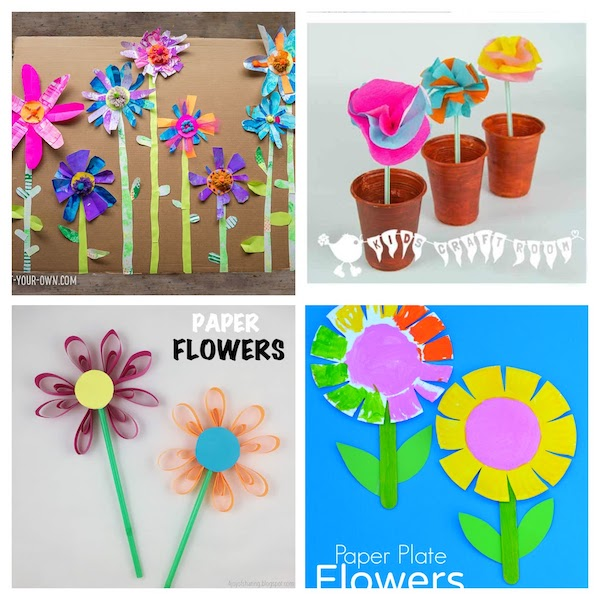 Featured 5 Spring Projects: 30+ Quick & Easy Spring Crafts For Kids