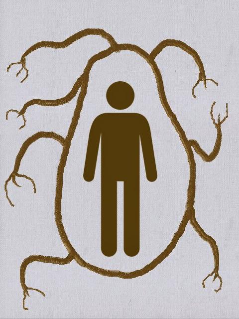 Vampiros energéticos - Tentáculos prontos para sugarem energia