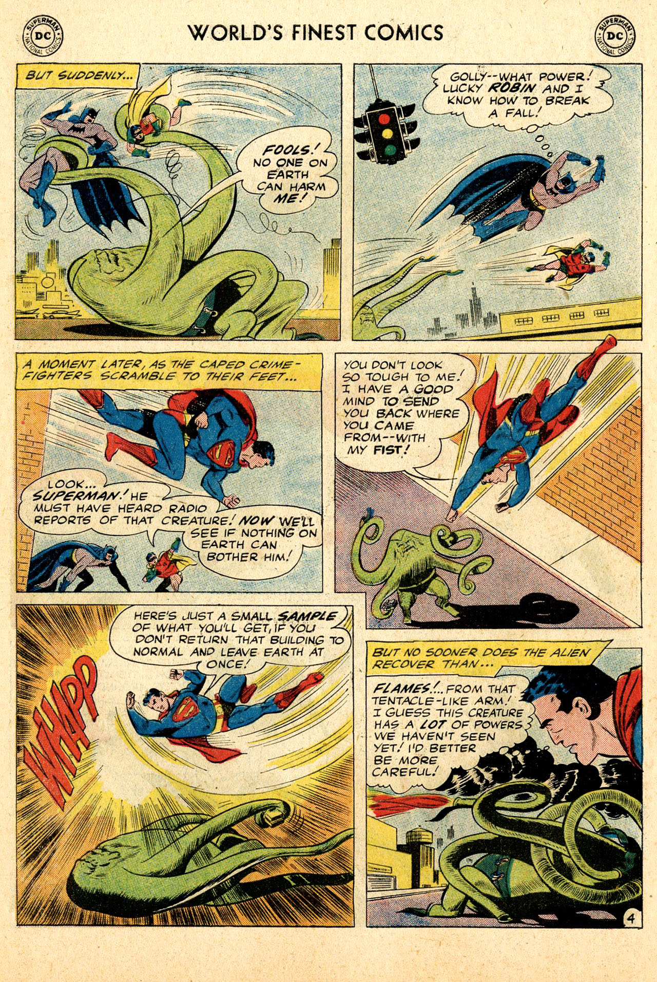 Read online World's Finest Comics comic -  Issue #110 - 6
