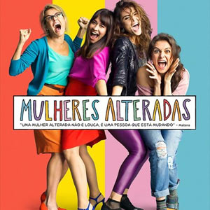 Poster do Filme Mulheres Alteradas