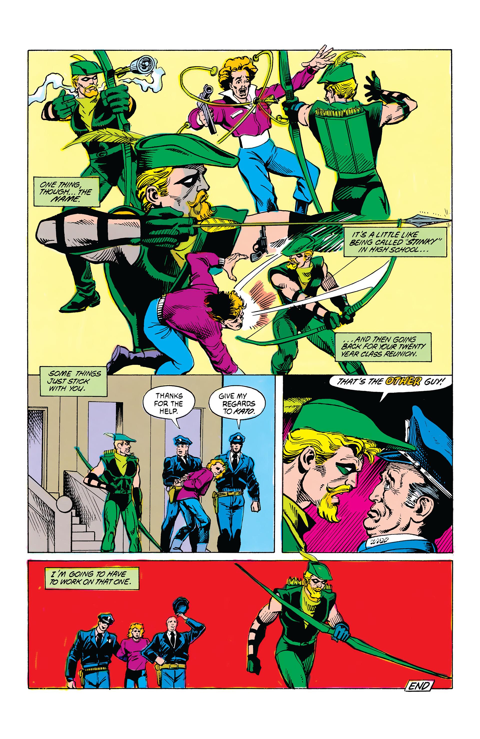 Read online Secret Origins (1986) comic -  Issue #38 - 23