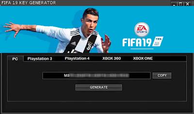 FIFA 19 KEY GENERATOR KEYGEN FOR FULL GAME + CRACK ...