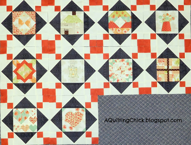 The Splendid Sampler Blocks 1-11