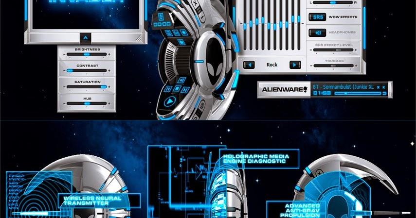 alienware invader gratuit