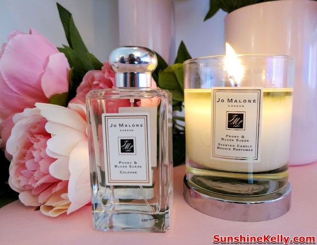 Jo Malone Peony & Blush Suede, Jo Malone London, Fragrance, Scented Candle