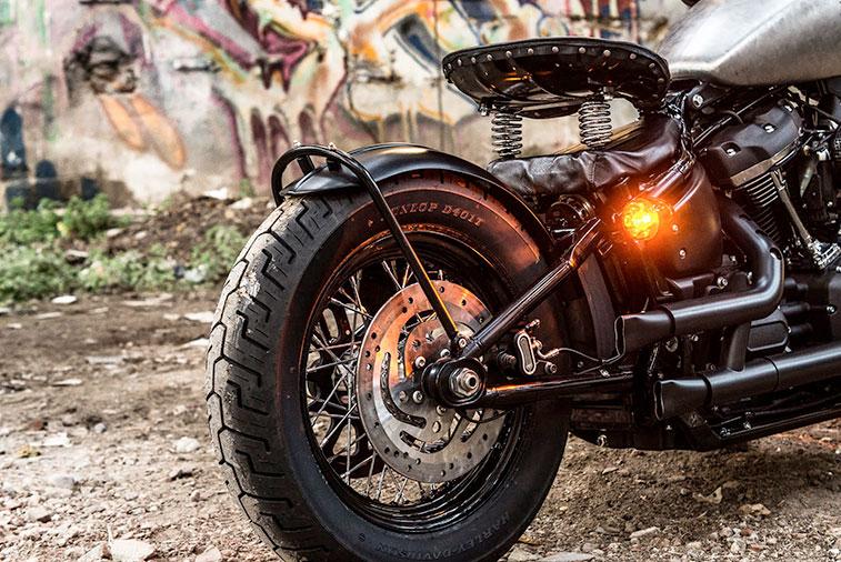 biker excalibur II: STREET BOBBER by MAKINOSTRA HARLEY-DAVIDSON ...