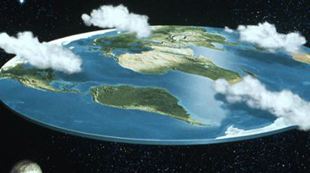 Earth is flat or round?