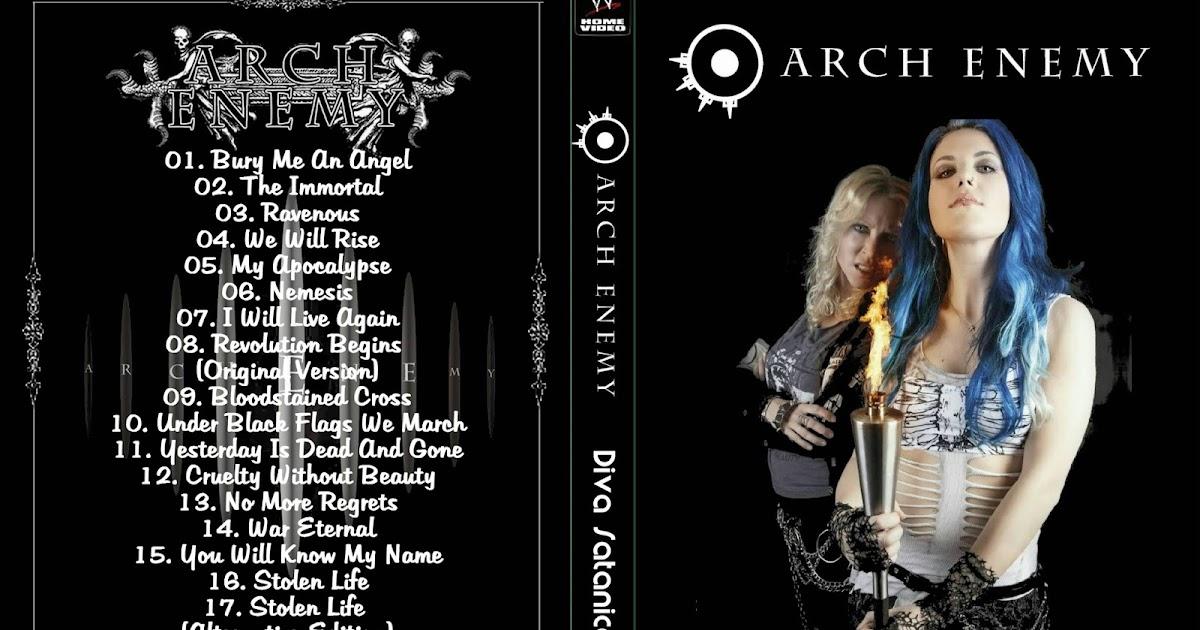 Deer5001rockcocert arch enemy 2016 diva satanica - Arch enemy diva satanica ...