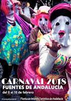 Fuentes de Andalucía - Carnaval 2018 - Gabinete Municipal sobre foto de Juan Carlos Ruiz