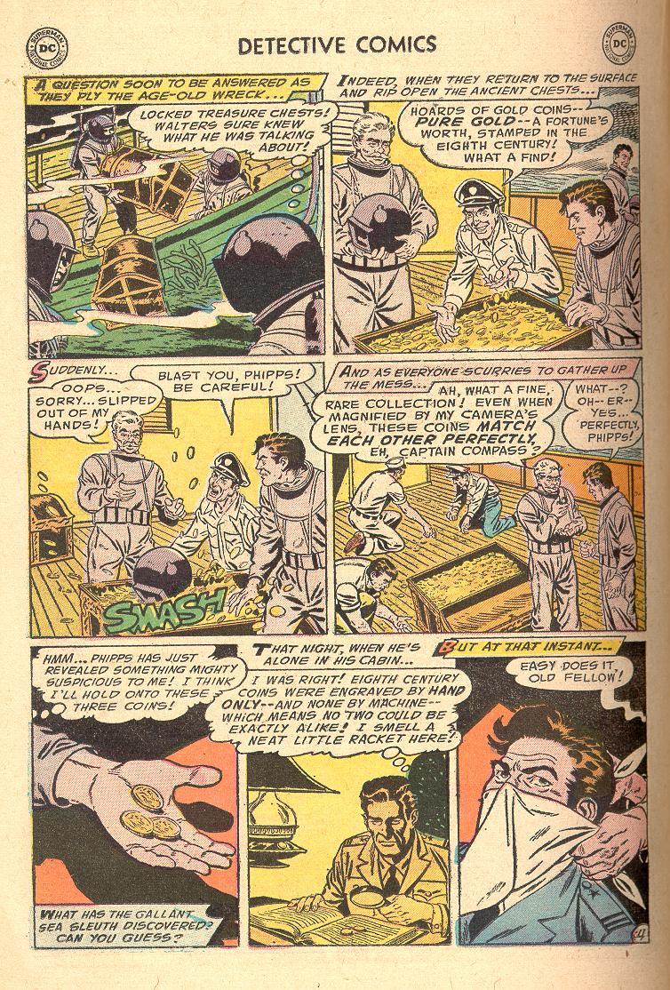 Detective Comics (1937) 222 Page 19