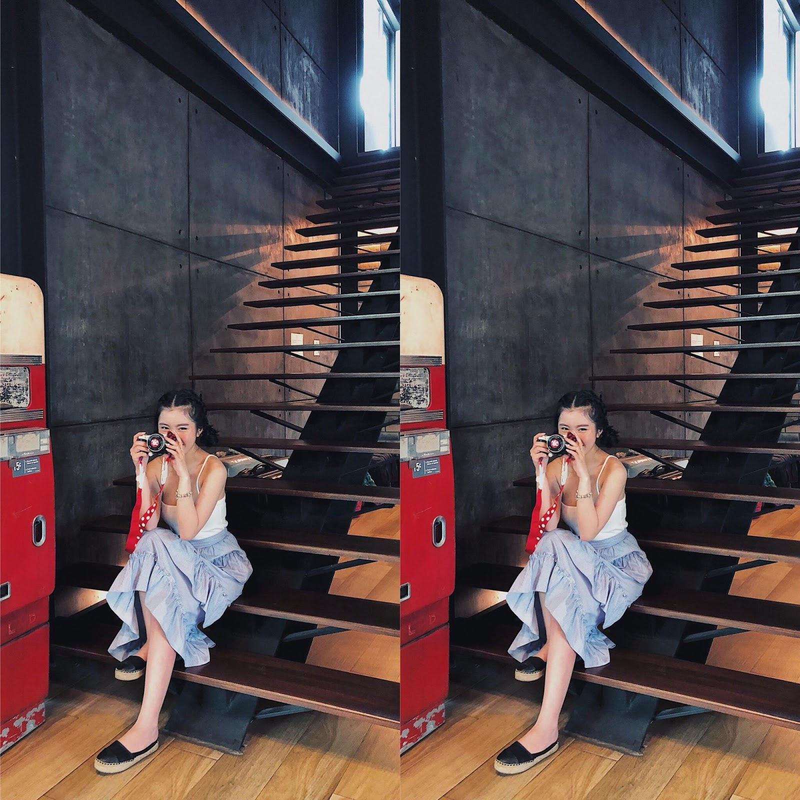 Cô bạn sinh năm 1998 xinh như búp bê cùng nụ cười tươi rói đang cực hot trên Instagram Việt Nam -6