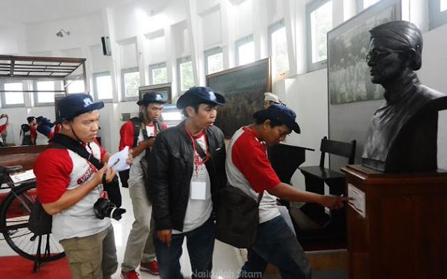 Mencari jawaban di Museum Perjuangan Yogyakarta