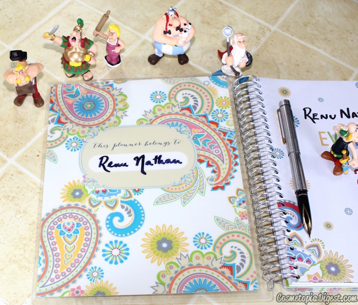Take a closer look at my Everyday Planner