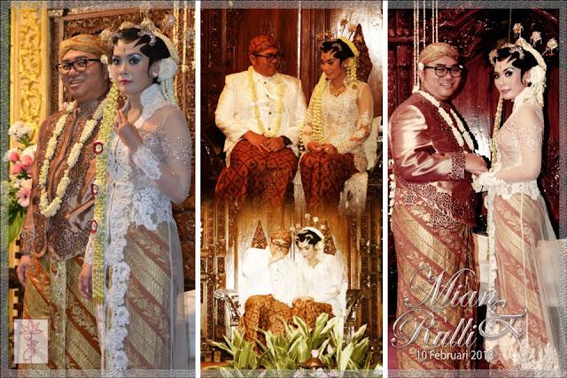 photo pernikahan adat jawa