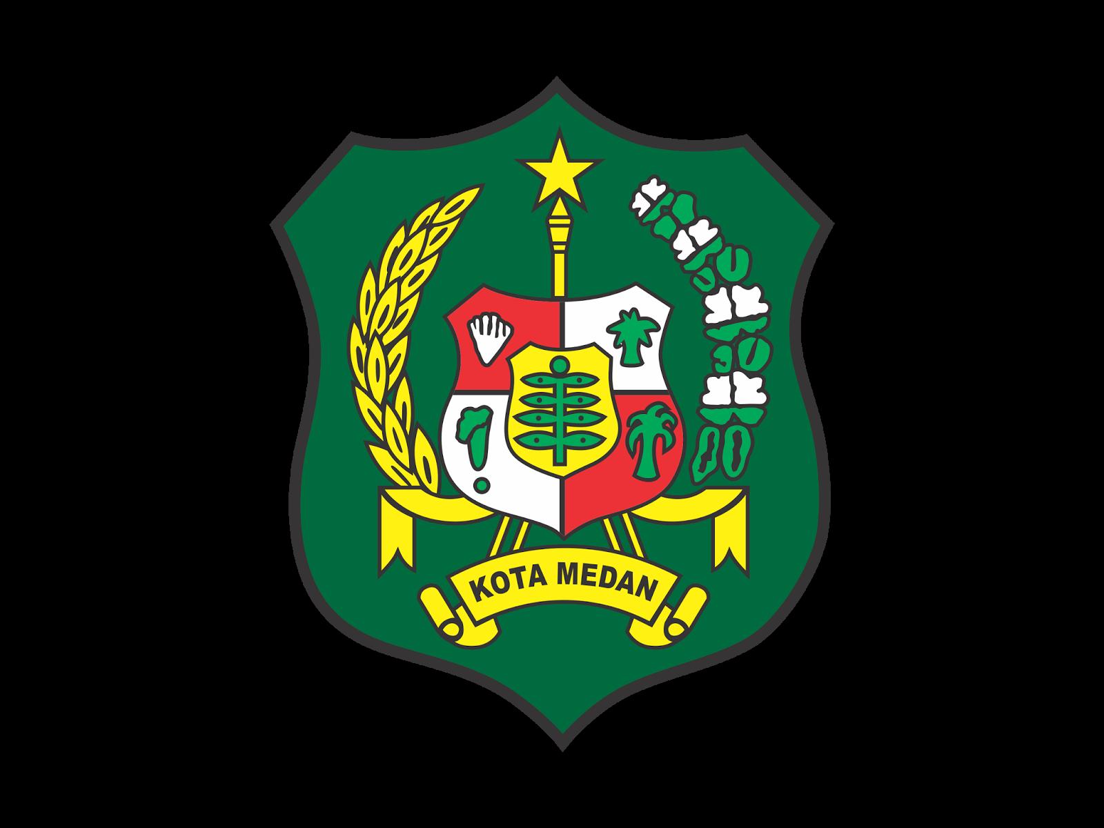 Logo Kota Medan Vector Cdr Png Hd Biologizone