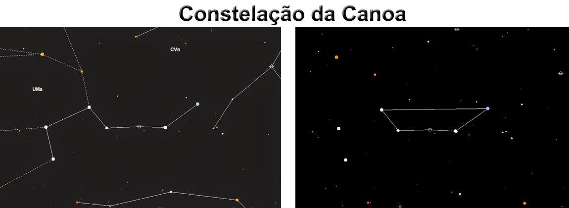 Constelação da Canoa