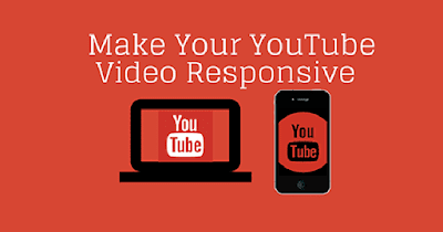 Responsive video youtube cho Blogspot