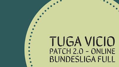 Patch PES 2017 Terbaru dari Tuga Vicio V2.0 AIO