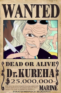 http://pirateonepiece.blogspot.com/2010/02/wanted-kureha.html