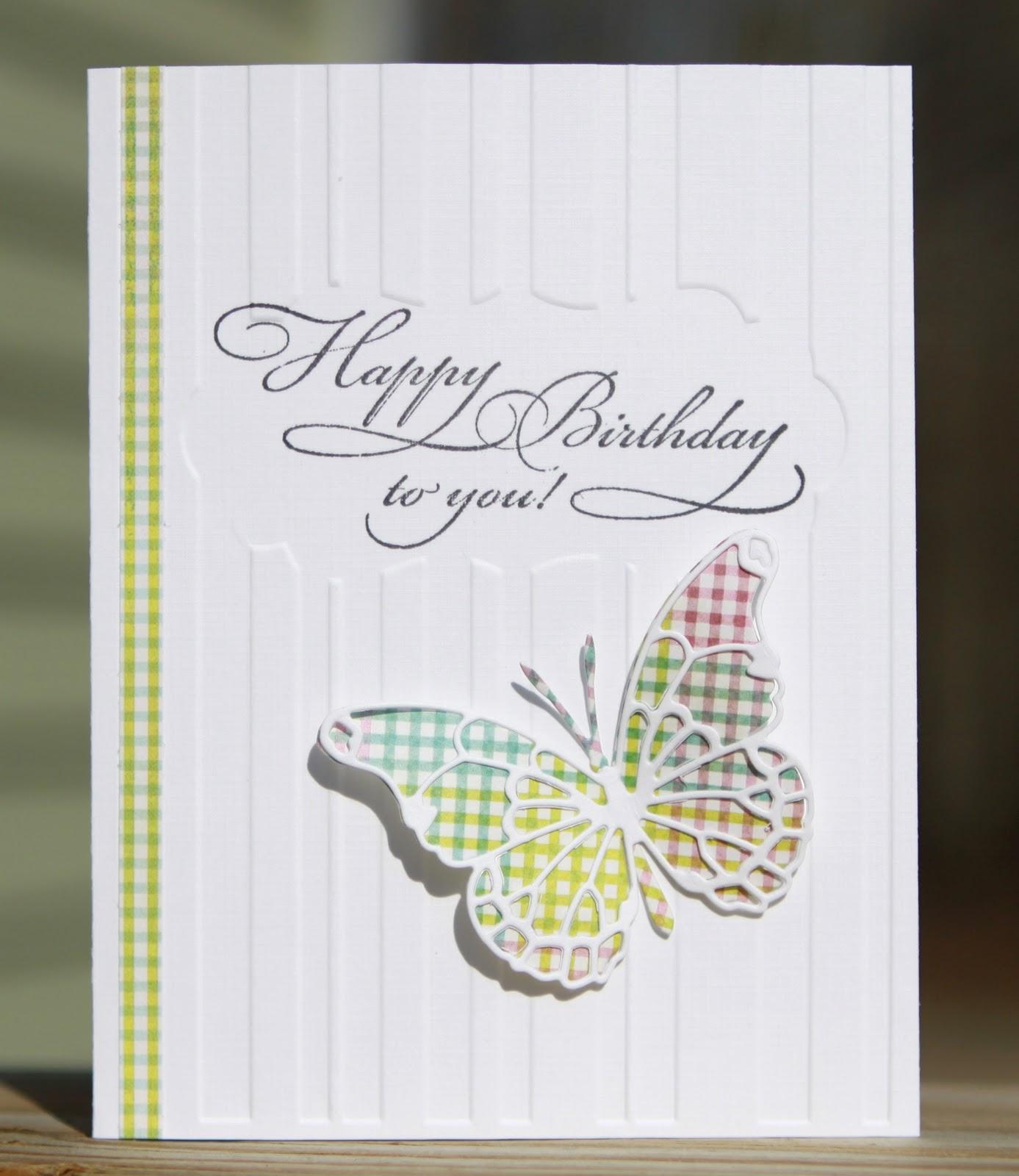 Debbie Does Crafts: Happy Birthday #4