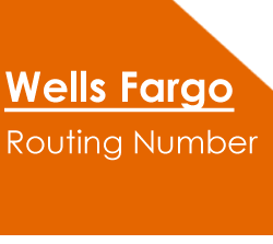 wells fargo routing number Maine