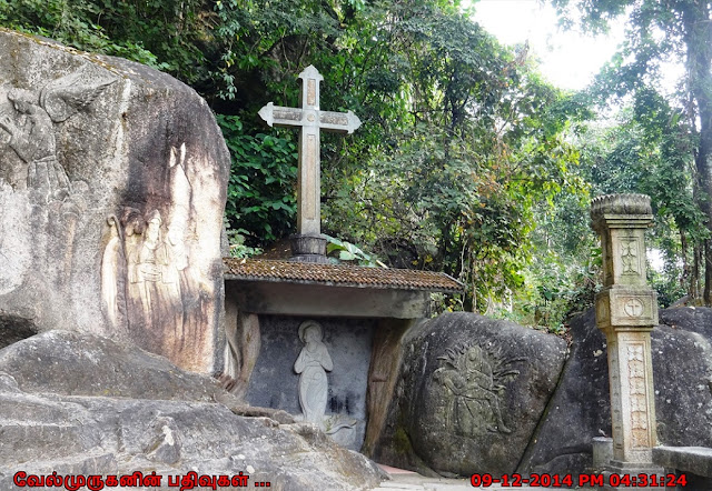 Edakkal Amma Church in Edakkal Caves Nenmeni