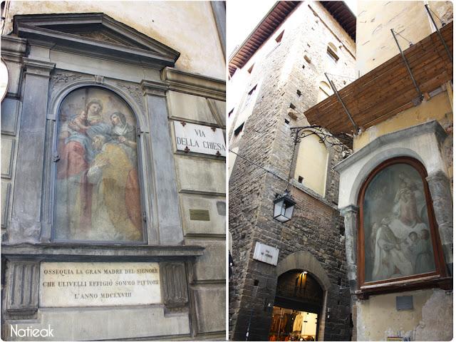 peintures murales Florence