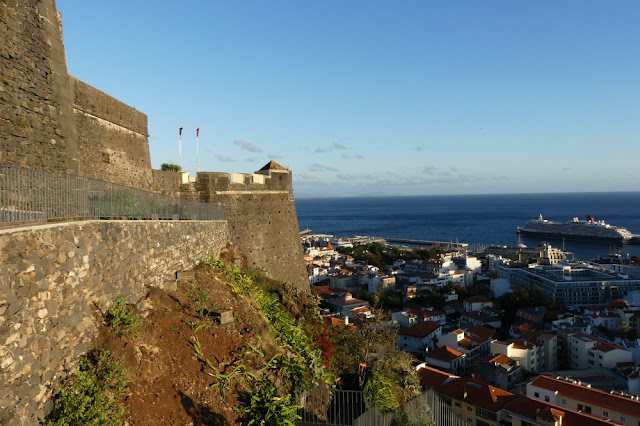 Fortaleza do Pico, Funchal