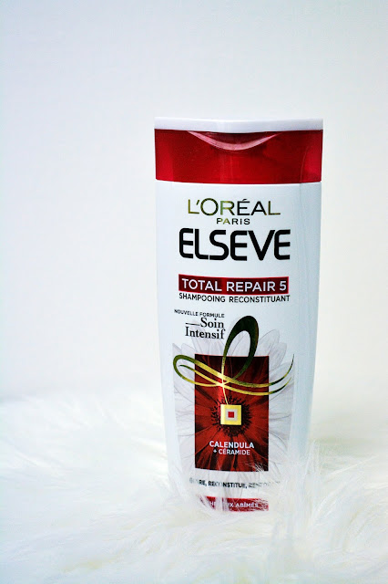 total repair 5 cica repair elseve l'oreal cheveux revue avis test