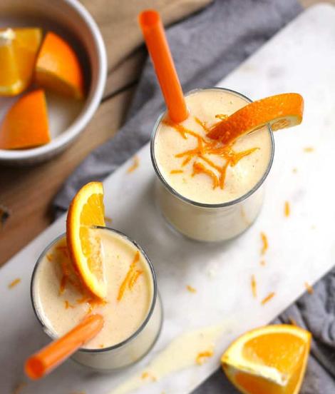 Orange Julius Smoothies #delicious #smoothies