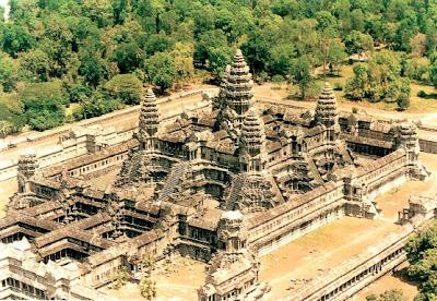 ಸವಿ ಸವಿ ನನಪು: Angkor, Cambodia - World's Biggest Hindu Temple