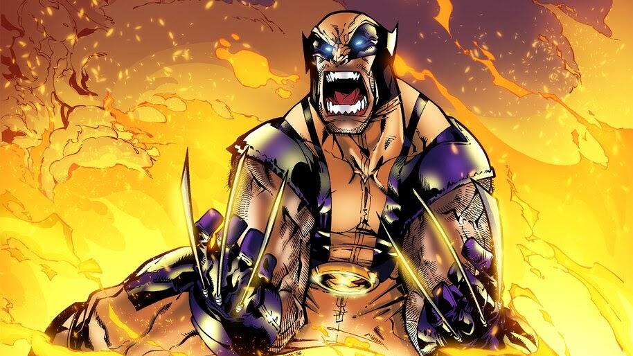 Wolverine, Marvel, Comics, 4K, #4.2900