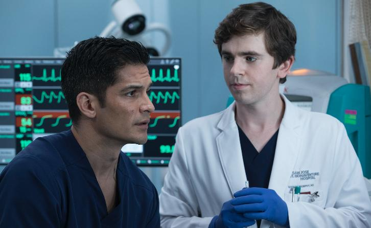 The Good Doctor - Episode 1.08 - Apple - Promos, Sneak Peeks, Promotional Photos & Press Release